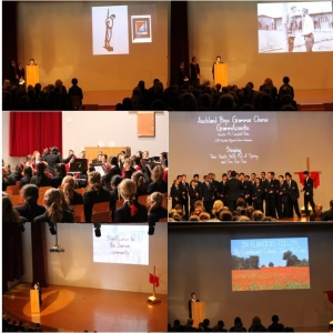 Baradene College Commemoration Assembly for the Outbreak of the First World War