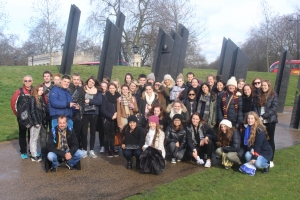 New Zealand & French students meet in London